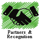 Partners, Advocates & Recognition portal
