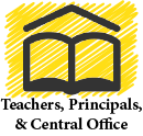 Teachers, Principals & Central Office portal