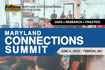 Maryland Connections Summit, June 4, 2020