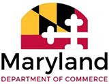 Maryland Department of Commerce logo