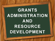 Grants Administration & Resource Development
