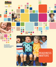 2018-2019 Kindergarten Readiness Assessment Report