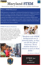 Maryland STEM: Innovation today to meet tomorrow's global challenges 2014