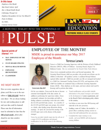 The Pulse, May 2017