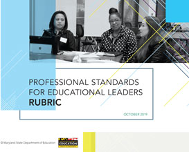 Maryland's PSEL Rubric