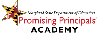 Maryland Promising Principals Academy Logo