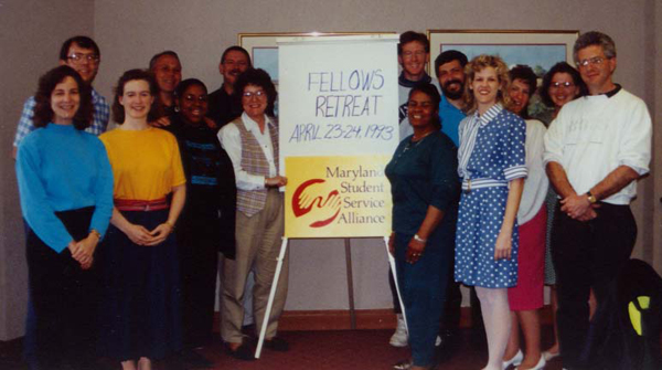 1993 Service-Learning Fellows