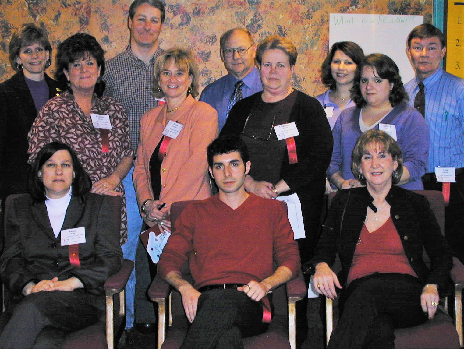 2004 Service Learning Fellows