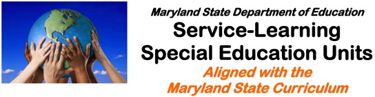 Special Education Service-Learning Units